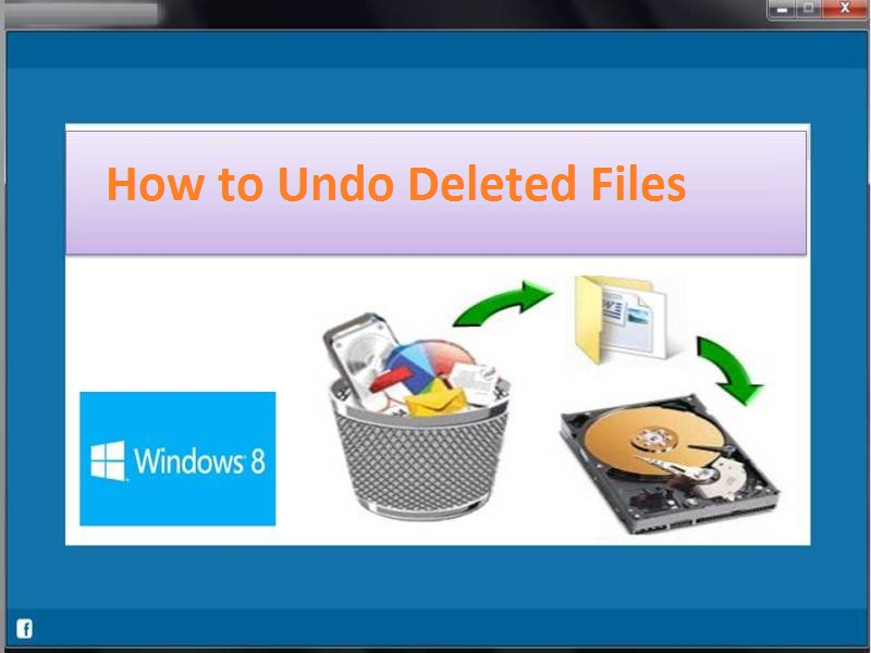 Proficient tool to recover deleted files